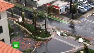 «Мария» устроила блэкаут в Пуэрто-Рико