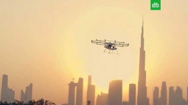 В Дубае прошли испытания первого в мире беспилотного летающего такси.Дубай, ОАЭ, беспилотники, вертолеты, такси.НТВ.Ru: новости, видео, программы телеканала НТВ