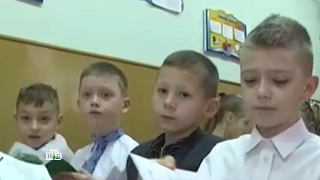Украинский закон об образовании проверят в Совете Европы.Порошенко, Украина, русский язык.НТВ.Ru: новости, видео, программы телеканала НТВ