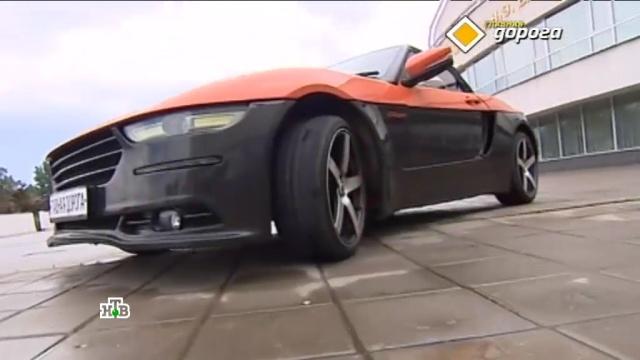 Родстер «Крым»: на что способен российский автомобиль с откидным верхом.автомобили.НТВ.Ru: новости, видео, программы телеканала НТВ
