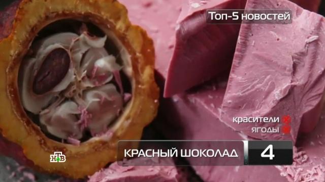 Топ-5 новостей из мира науки итехнологий по версии «Чуда техники», 1октября.автомобили, здоровье, изобретения, наука и открытия, шоколад.НТВ.Ru: новости, видео, программы телеканала НТВ