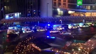 В&nbsp;Лондоне <nobr>из-за</nobr> подозрительного человека эвакуировали станцию метро