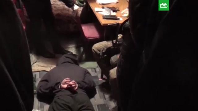 Обнародовано видео задержания членов ИГ в столичном регионе.Исламское государство, Москва, ФСБ, задержание, терроризм.НТВ.Ru: новости, видео, программы телеканала НТВ