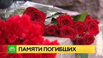 У метро «Технологический институт» в Петербурге вновь возник народный мемориал