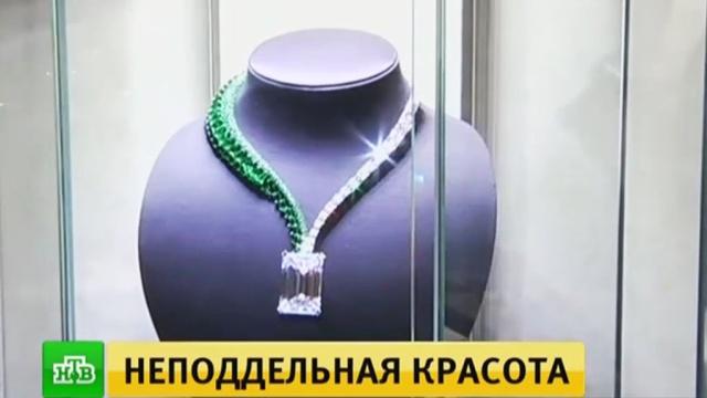 Гигантский чудо-бриллиант выставят на торгах в Женеве.Женева, Швейцария, аукционы, бриллианты.НТВ.Ru: новости, видео, программы телеканала НТВ