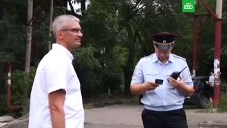 Фрагменты репортажей Вячеслава Немышева