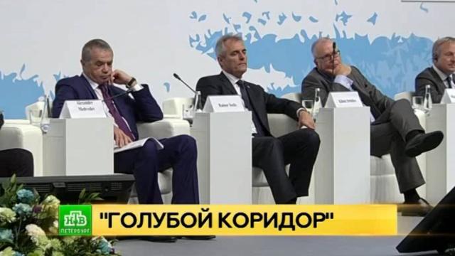 Губернатор Полтавченко заявил о ключевой роли петербургских ученых в проектах «Газпрома».Санкт-Петербург, компании, энергетика, Газпром, экономика и бизнес, Северный поток, газопровод.НТВ.Ru: новости, видео, программы телеканала НТВ