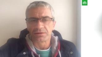 Вячеслав Немышев: мужчина стал кричать, что мы российские журналисты