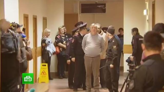 «Дело реставраторов»: Пирумова доставили всуд для оглашения приговора.Минкульт РФ, приговоры, расследование, хищения.НТВ.Ru: новости, видео, программы телеканала НТВ