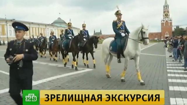 Участницы шоу «Ты супер! Танцы» впервые побывали вКремле иувидели конный караул.дети и подростки, кони и конный спорт, НТВ, Москва, фестивали и конкурсы, эксклюзив, Ты супер Танцы, шоу-бизнес.НТВ.Ru: новости, видео, программы телеканала НТВ