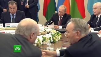Саммит СНГ в Сочи прошел без участия Украины