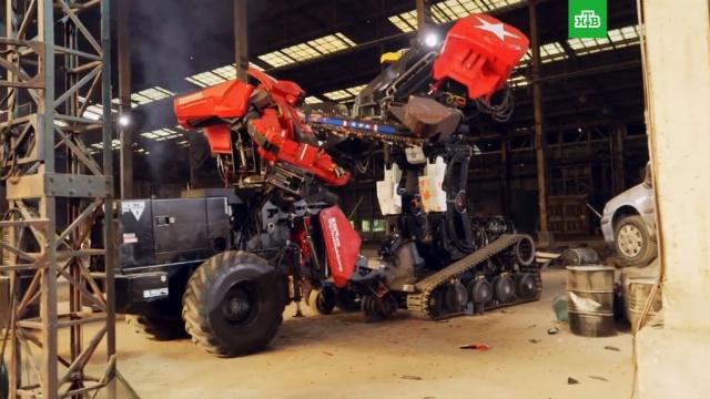 ТОП-5 человекоподобных роботов в 2019 году