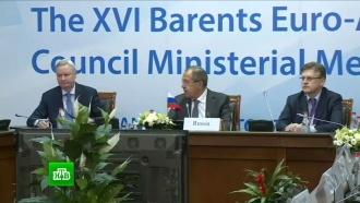 Лавров предложил учредить форум «Баренцев Давос»