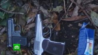 Украинец с гранатами и ртутью устроил перестрелку с российскими пограничниками