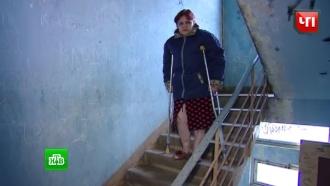 Вподмосковном Волоколамске отключили лифты за долги управляющей компании