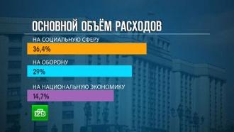 Проект бюджета вызвал разногласия в Госдуме