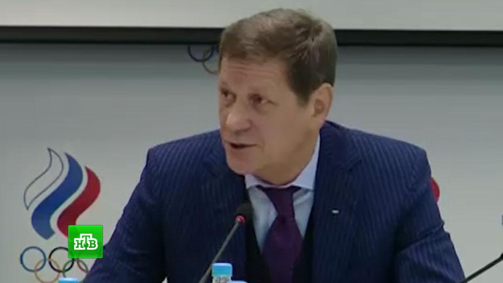 Жуков: состав сборной Российской Федерации наИгры-2018 определится до26января