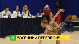 В Северную столицу съехались юные гимнастки из России и ближнего зарубежья