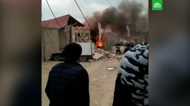 Взрыв прогремел вжилом доме вДагестане, есть погибшие.Дагестан, взрывы газа, дети и подростки.НТВ.Ru: новости, видео, программы телеканала НТВ
