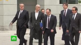 Испанский суд рассматривает вопрос о выдаче ордера на арест Пучдемона