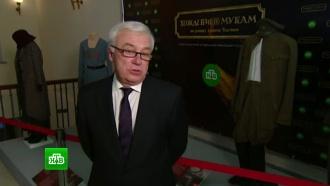 На выставке к 100-летию Октябрьской революции покажут реквизит из сериала НТВ «Хождение по мукам»