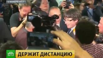 Члены правительства Каталонии, находящиеся вБрюсселе, отказались явиться всуд