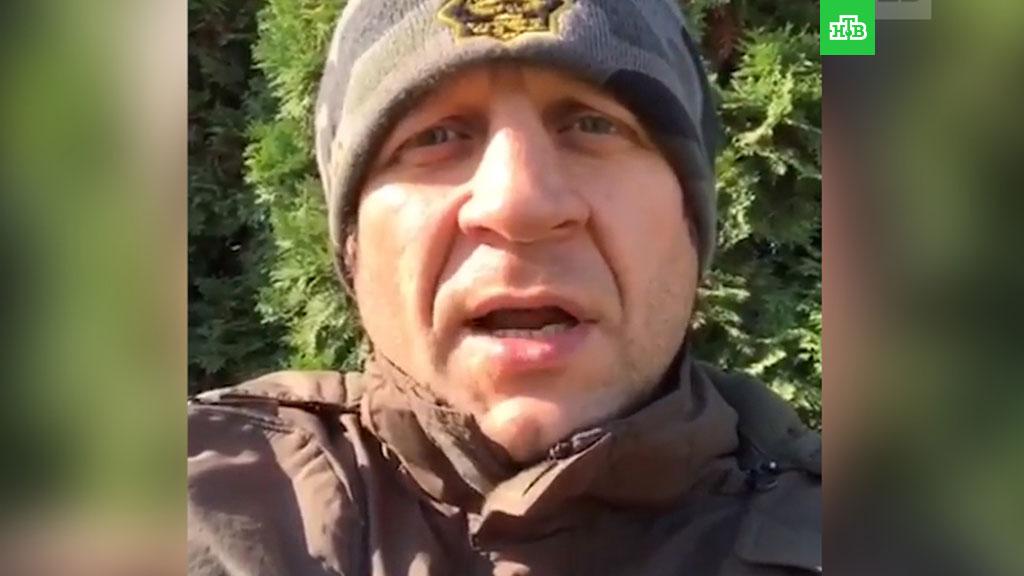 «Он скорее, выше всех, сильнее». русский боец Емельяненко посвятил Путину стихотворение
