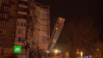 Число жертв обрушения части дома вИжевске увеличилось до трех