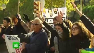 Каталония восстанавливается после всеобщей забастовки