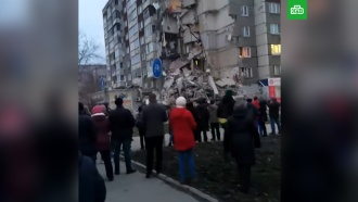 «Взрыв и стена пыли»: очевидцы шокированы обрушением дома в Ижевске