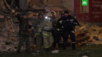 Источник: врезультате обрушения дома вИжевске погибли два человека