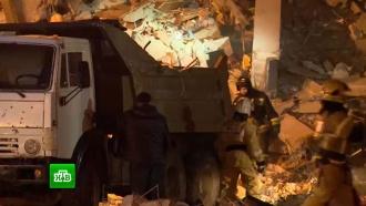 <nobr>Из-под</nobr> завалов дома в&nbsp;Ижевске извлекли тело четвертого погибшего