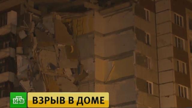 Число жертв обрушения дома вИжевске возросло до шести.Ижевск, Удмуртия, взрывы газа, обрушение.НТВ.Ru: новости, видео, программы телеканала НТВ