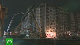 Поиск выживших в&nbsp;Ижевске: спасатели прислушиваются к&nbsp;звукам <nobr>из-под</nobr> бетонных плит