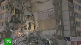 Судьба двух жителей обрушившегося дома вИжевске остается неизвестной