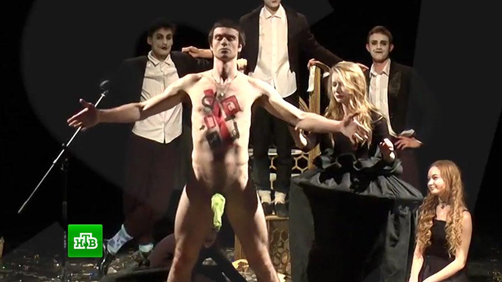 Театральные тренинги секс на сцене