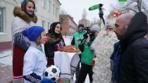 Путешествие Деда Мороза. Праздник вКемерове.НТВ.Ru: новости, видео, программы телеканала НТВ