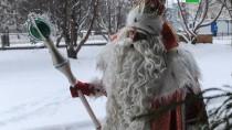 Путешествие Деда Мороза. Праздник вНовосибирске.НТВ.Ru: новости, видео, программы телеканала НТВ