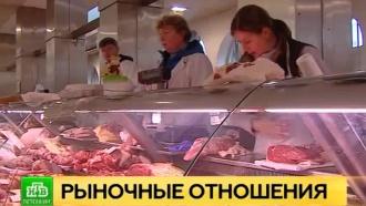 Кузнечный рынок в Петербурге ждет перезагрузка