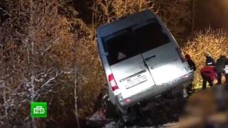 Тела жертв автокатастрофы вМарий Эл достали из груды искореженного металла