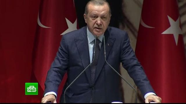 Эрдоган обвинил Вашингтон вфинансировании боевиков ИГИЛ вСирии.Турция, Сирия, терроризм, США, войны и вооруженные конфликты, Эрдоган, Исламское государство.НТВ.Ru: новости, видео, программы телеканала НТВ
