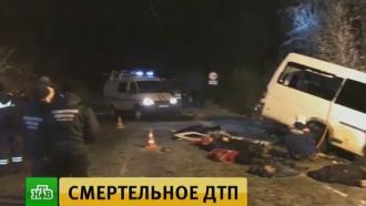 Врачи: четверо пострадавших вавтокатастрофе вМарий Эл находятся вреанимации