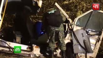 Упассажиров разбившегося вМарий Эл микроавтобуса не было шансов выжить