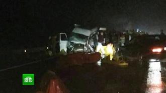 ВМарий Эл объявлен траур после гибели 15человек вавтокатастрофе