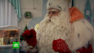 ВВеликом Устюге сразмахом отметили день рождения Деда Мороза