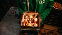 Путешествие Деда Мороза. Праздник вТюмени.НТВ.Ru: новости, видео, программы телеканала НТВ