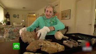 Старушка на миллион: в Австралии 95-летнюю «Лару Крофт» обвинили в расхищении гробниц
