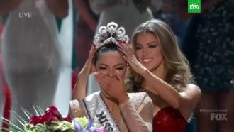 Титул «Мисс Вселенная» завоевала представительница ЮАР