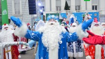 Путешествие Деда Мороза. Праздник вПерми.НТВ.Ru: новости, видео, программы телеканала НТВ