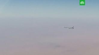 Бомбардировщики <nobr>Ту-22М3</nobr> нанесли удары по объектам ИГ вСирии